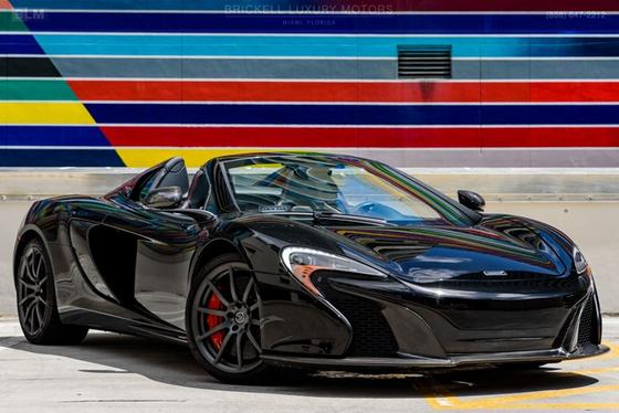 2016 McLaren 650S :24 car images available