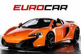 2015 McLaren 650S :24 car images available