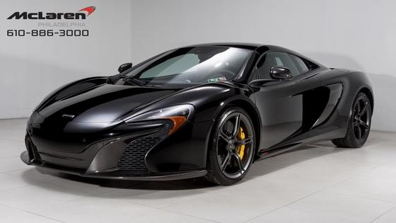 2016 McLaren 650S Coupe:20 car images available