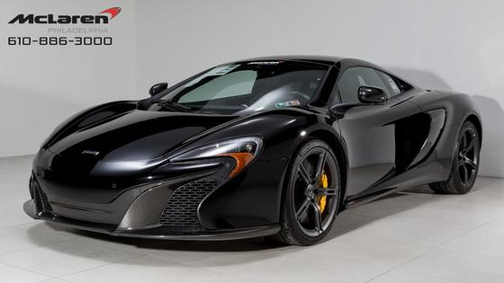 2016 McLaren 650S Coupe:21 car images available