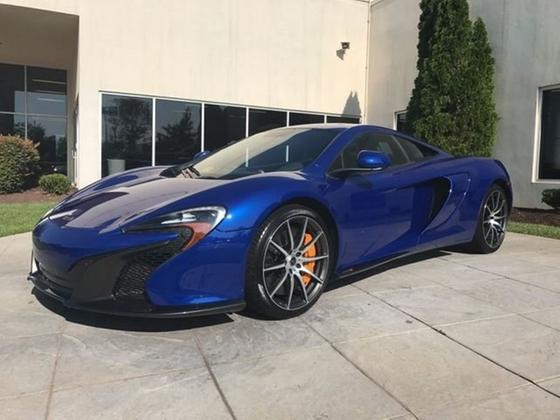 2015 McLaren 650S Coupe:24 car images available