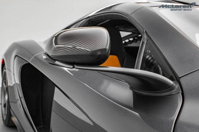 2015 McLaren 650S Le Mans