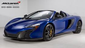 2016 McLaren 650S Spider:21 car images available