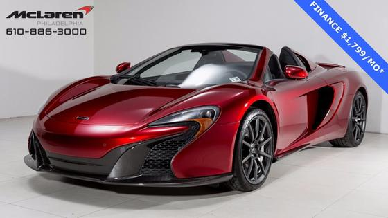 2015 McLaren 650S Spider:23 car images available