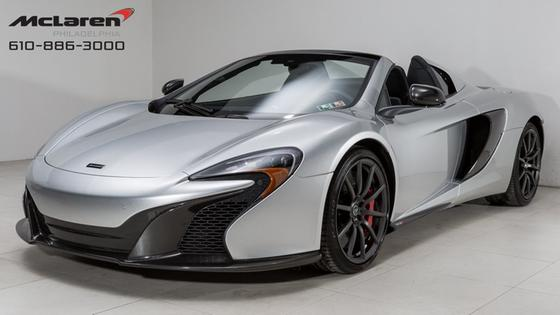 2015 McLaren 650S Spider:21 car images available