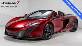 2015 McLaren 650S Spider:22 car images available