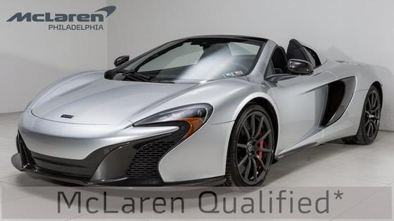 2015 McLaren 650S Spider:20 car images available