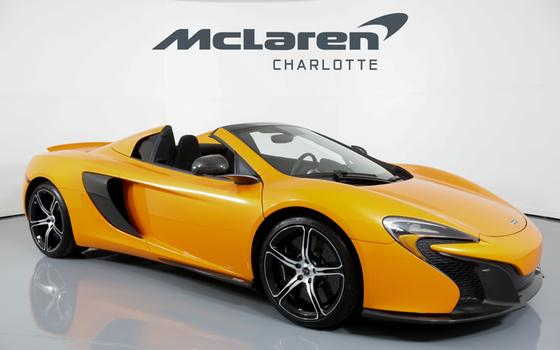 2016 McLaren 650S Spider:24 car images available