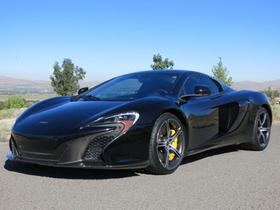 2015 McLaren 650S Spider:11 car images available