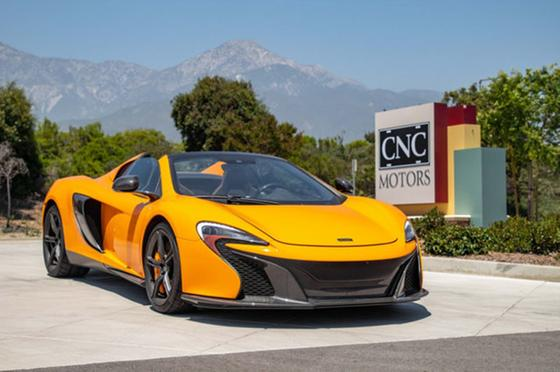 2015 McLaren 650S Spider:24 car images available