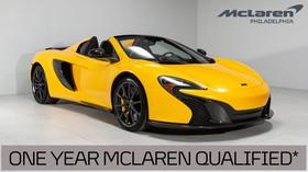2016 McLaren 650S Spider:23 car images available