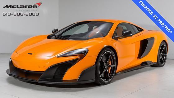 2016 McLaren 675LT :21 car images available