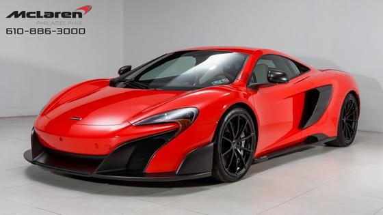 2016 McLaren 675LT :18 car images available