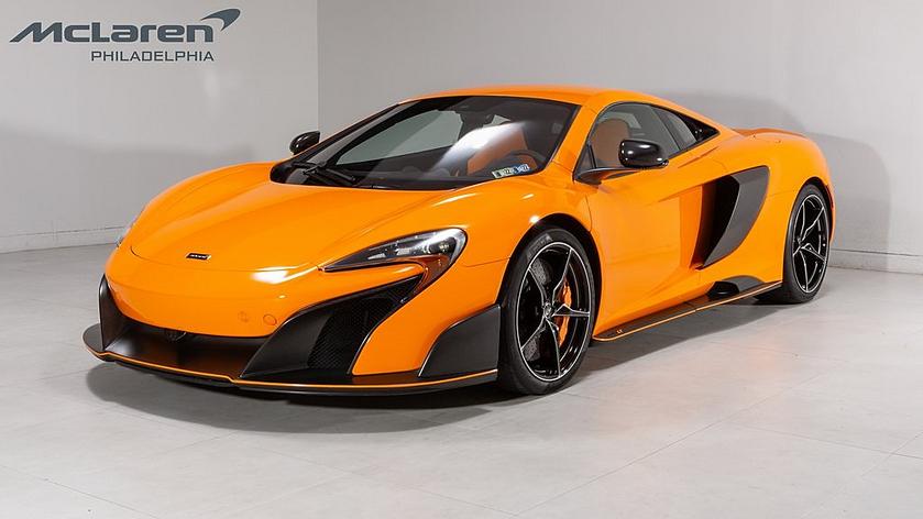 2016 McLaren 675LT :22 car images available