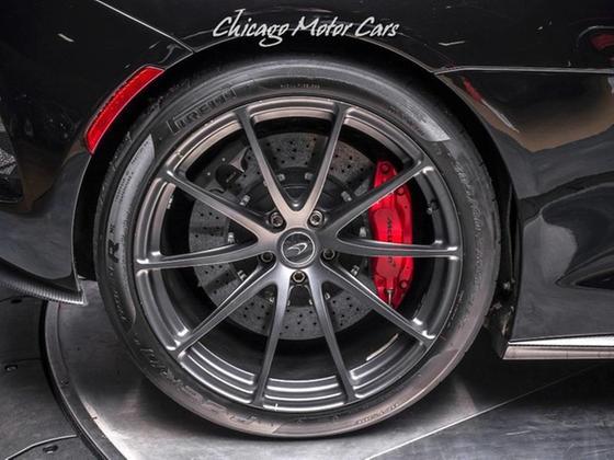 2016 McLaren 675LT Coupe