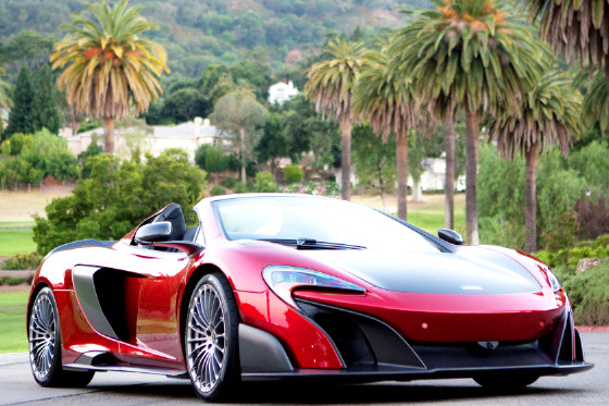 2016 McLaren 675LT Spider:15 car images available