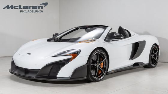 2016 McLaren 675LT Spider:21 car images available