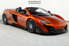 2016 McLaren 675LT Spider:24 car images available