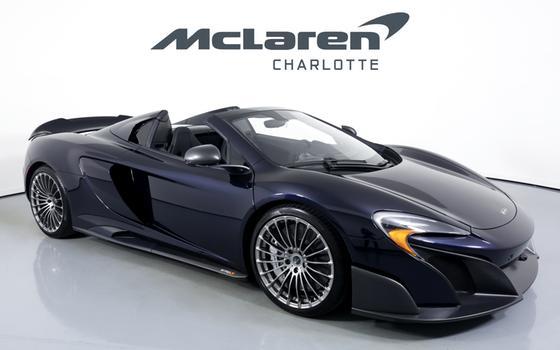2016 McLaren 675LT Spider:24 car images available