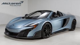 2016 McLaren 675LT Spider:21 car images available