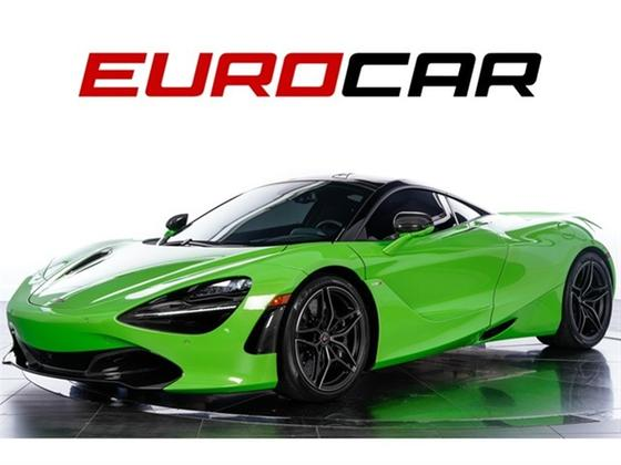 2018 McLaren 720S :24 car images available