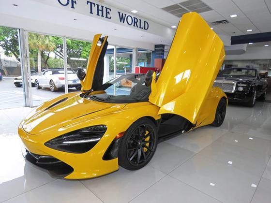 2020 McLaren 720S :24 car images available
