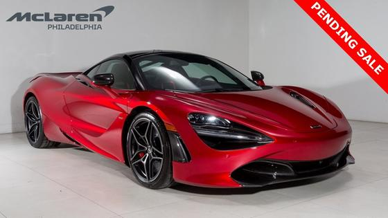 2018 McLaren 720S :20 car images available
