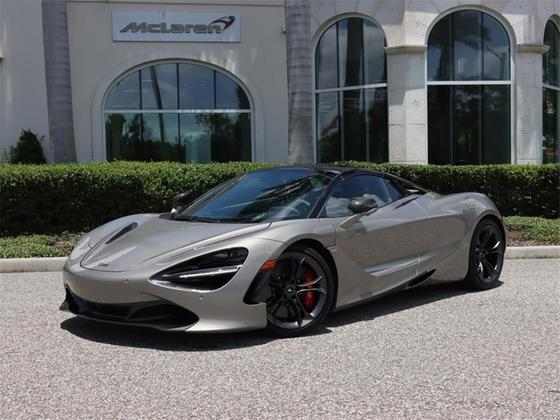2020 McLaren 720S :14 car images available