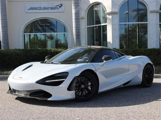 2018 McLaren 720S :15 car images available