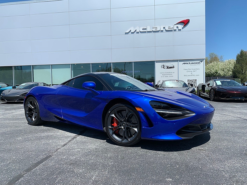 2019 McLaren 720S :7 car images available
