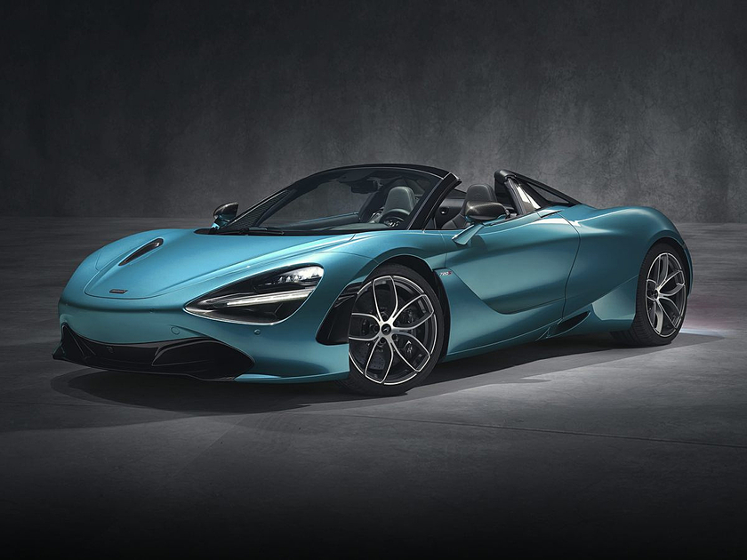 2020 McLaren 720S  : Car has generic photo