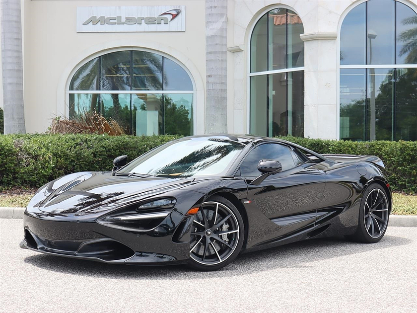 2019 McLaren 720S  : Car has generic photo