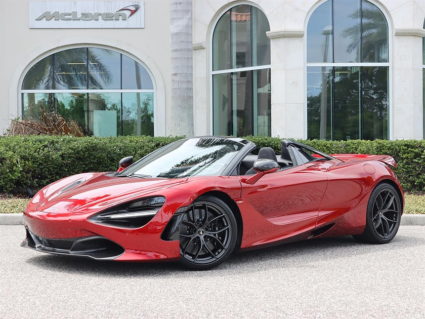 2020 McLaren 720S :16 car images available
