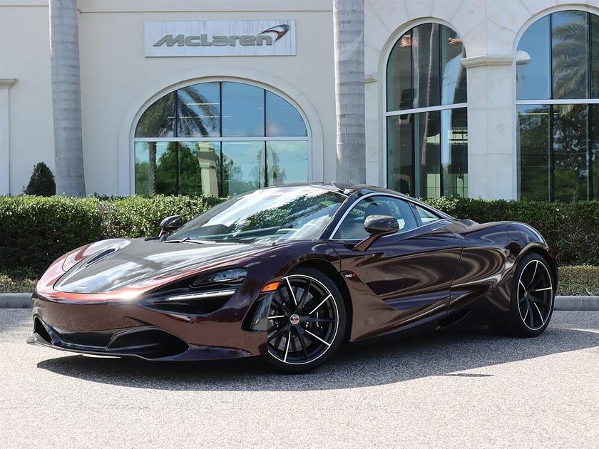 2018 McLaren 720S :15 car images available