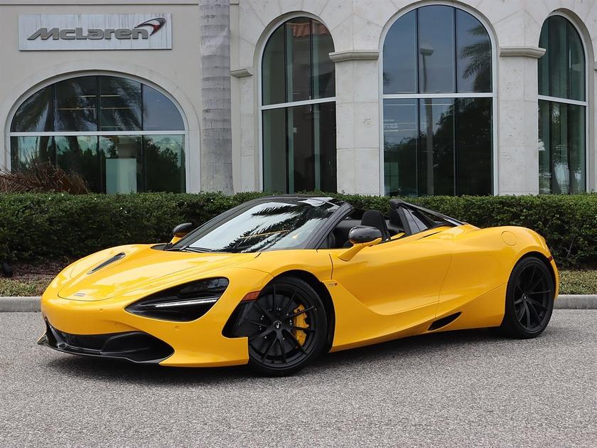 2021 McLaren 720S :16 car images available