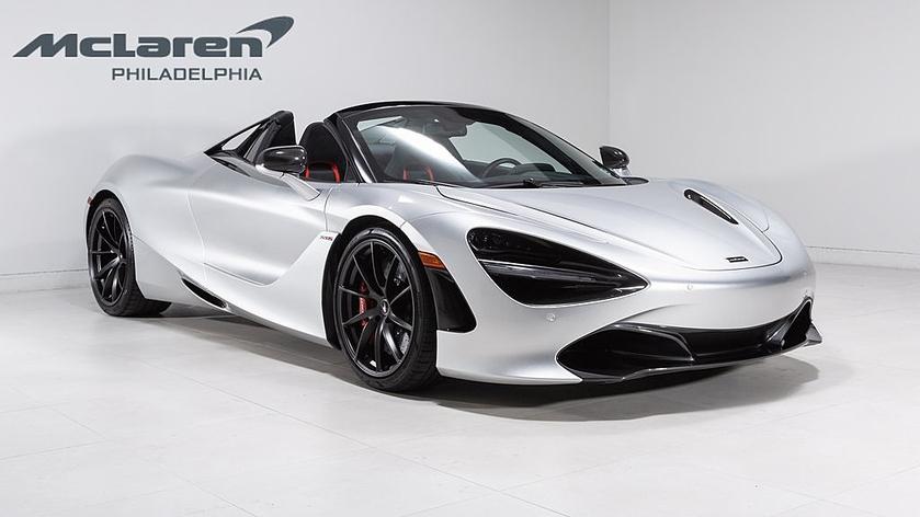 2020 McLaren 720S :20 car images available