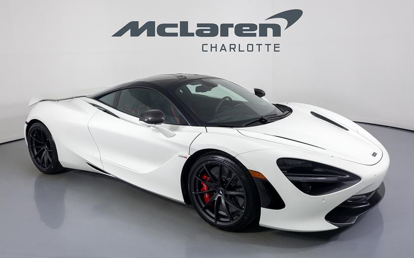 2021 McLaren 720S :24 car images available