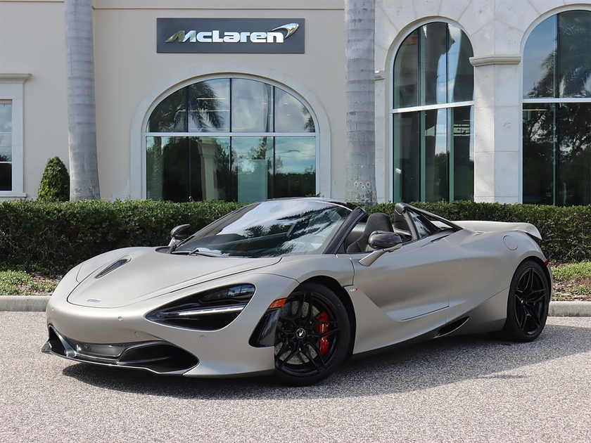 2020 McLaren 720S :15 car images available