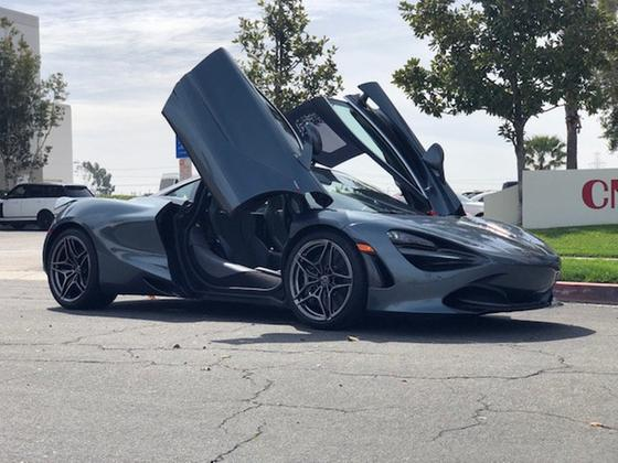 2018 McLaren 720S Coupe:22 car images available