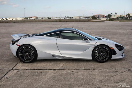 2018 McLaren 720S Coupe