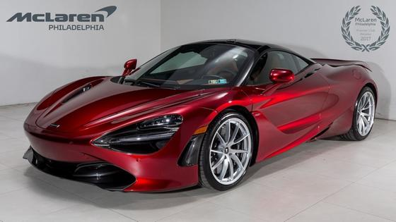 2019 McLaren 720S Coupe:18 car images available