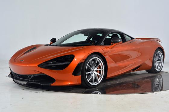 2019 McLaren 720S Coupe:24 car images available