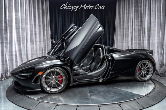 2018 McLaren 720S Coupe:24 car images available