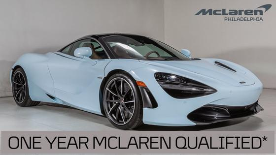 2018 McLaren 720S Coupe:21 car images available