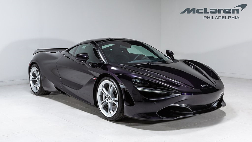 2019 McLaren 720S Coupe:19 car images available