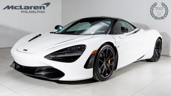 2019 McLaren 720S Performance:20 car images available