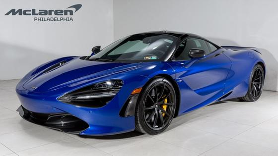 2019 McLaren 720S Performance:16 car images available