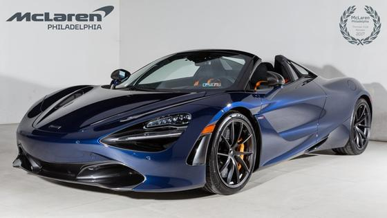 2020 McLaren 720S Performance:21 car images available