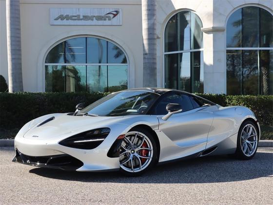 2020 McLaren 720S Performance:15 car images available
