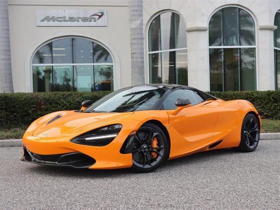 2020 McLaren 720S Performance:14 car images available